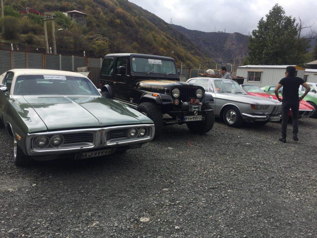 گردهمایی ماشین های خاص